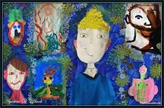 L'Arte dei bambini - Ottobre-2016 (agostinodascoli) Tags: art agostinodascoli digitalart digitalpainting digitalgraph texture bambini disegni cianciana sicilia photoshop photopainting colore fullcolor