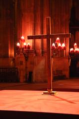 Vendredi saint (glise Saint-Eustache) Tags: vendredisaint triduumpascal sainteustache glise paris quartierdeshalles