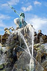 Germany-00058 - Neptune Fountain (archer10 (Dennis) 83M Views) Tags: germany berlin building sony a6300 ilce6300 18200mm 1650mm mirrorless free freepicture archer10 dennis jarvis dennisgjarvis dennisjarvis iamcanadian novascotia canada neptunesfountain globus tour