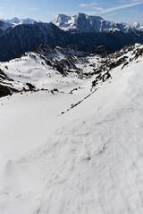 Vertigo (Nicolas Gailland) Tags: montagne mountain snow white blanc hiver winter chamrousse belledonne alpes alps isere isre grenoble rhone canon hitech filtre filter 5d mark gnd neige landscape nature paysage