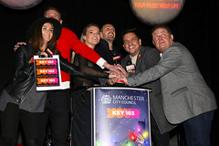 "Manchester Christmas Lights Switch On - 4/11/2016 (sampollittphoto) Tags: brookevincent louisajohnson paddymcguinness miketoolan johnthomson ""manchester christmas lights switch on"" singer actress actor comedia ""albert square"" xmas manchester england uk ""united kingdom"" europe"