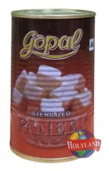 Gopal Paneer 450g (holylandgroup) Tags: canned fruit vegetable cannedfruit cannedvegetable nonveg jalapeno gherkins soups olives capers paneer cream pulps purees sweets juice readytoeat toothpicks aluminium pasta noodles macroni saladoil beverages nuts dryfruit syrups condiments herbs seasoning jams honey vinegars sauces ketchup spices ingredients