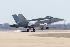 F-18 Hornet (Trent Bell) Tags: aircraft mcas miramar airshow california socal 2016 magtf demo f18 military hornet