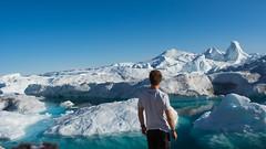 Icy Fjord (Jean-Claude Kresse) Tags: nature nikon iceberg natural light berg photograph tamron 90mm di macro pics snow cold ice island greenland giant arctic qeqertarsuaq disko d7100