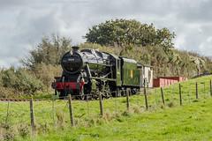 IMGB4697.jpg (AlanBut) Tags: 34070 locomotive manston steam swanagerailway corfecastle england unitedkingdom