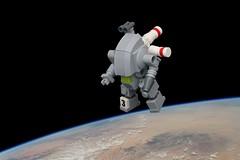 SAFS Meteor (pasukaru76) Tags: canon100mm lego mak mercs safs hardsuit maktoberfest maktoberfest2016 moc