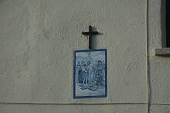 Via Crucis de Les Gunyoles (esta_ahi) Tags: lesgunyoles avinyonet viacrucis rajoles cerámica santamisión 1942 santamissió