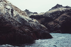 Boat ride (ManuSotomayor) Tags: boatride latinamerica southamerica cold landscapephotography landscape rocks sea puntadechoros isladamas coquimbo chile