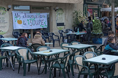 Festival Soupe 2016 - Un cheveux dans la soupe (eflyfree) Tags: 50mm byeflyfree cevennes dxo europe florac france iso800 lozere pentax pentaxk3 unioneuropeenne