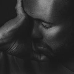 La Maladie du Souvenir (Gabrielle Hus Photography) Tags: blackandwhite canon canonphoto canonphotography colors gabrielle gabriellehus homme hus lifestyle light man natural portrait sad sadness square stristesse strobist mcon bourgognefranchecomt france