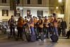 Wheels for Walking (Mr. History) Tags: rome italy streets street people walking segway wheels