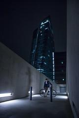 prey@ezb (bennlenhart) Tags: ezb blue frankfurt germany prey beton light
