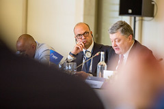 EPP Summit, Maastricht, October 2016 (More pictures and videos: connect@epp.eu) Tags: epp european peoples party maastricht summit angelino alfano nuovo centro destra ministro italia