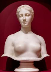 Bust of Proserpine (celdredg) Tags: munsonwilliamsproctor museum proserpine