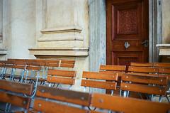 Portal (SlickCZ) Tags: yashicaelectro35gt fujifilmsuperia400 film door portal old medieval stone wood