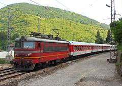 44 106, R 4612 ( - ) (geobg) Tags: bdz train locomotive railway transport