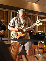 Willie K Live (trphotoguy) Tags: maui hawaii williek concert musician lahaina 50mmf12ais aisnikkor50mmf12