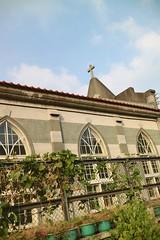 關西竹 16-1 鄉道.路邊的教堂 (nk@flickr) Tags: taiwan hsinchu 20161105 cycling 新竹 台湾 guanxi 關西 台灣 canonefm22mmf2stm