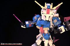 Z Beam Saber Close-up (Sam.C (S2 Toys Studios)) Tags: zetagundam gundam mobilesuit lego moc s2 80s scifi mecha anime japan spacecraft