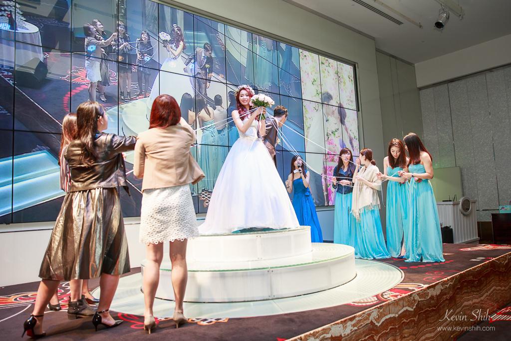 林酒店全球廳婚宴-24