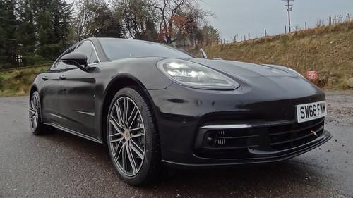 Porsche Panamera 4S Road Test (1)