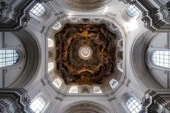 Looking up (Frank Siebach) Tags: travel wrzburg neumnster fuji xf1024mm church xpro2