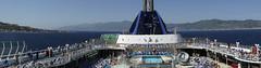 Messina Strait, Italy. (donachadhu) Tags: sicily toeofitaly sonya77 p0 cruise oceana