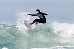 Surfing (GavinZ) Tags: california sandiego scripps surfing beach surfer wave water ocean sports surf