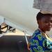 Woman Hawking Snail Kebabs in Tema, Greater Accra, Ghana. #JujuFilms