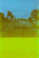 ditchmond (koreyjackson) Tags: lomo lomography film 35mm minolta x700 washington dc thank you gallery norfolk