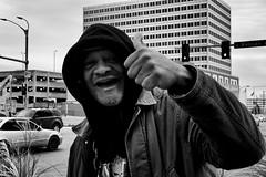 Ricky, 2016 (alhawley) Tags: american americana bw usa blackandwhite color everytownusa fujifilmxt10 fujinonxf35mmf2rwr monochrome photodocumentary photoessay photojournalism street streetphotography topeka streetportrait