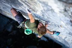 Lockdown! (Chunky Farmer) Tags: climbing wanaka