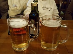 Thursday Colours - Romania Day (Pushapoze (not my president)) Tags: romania beer biere birra cerveza bere photobymysister