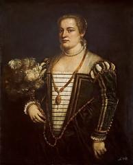 Tizian's Daughter Lavinia (?) (lluisribesmateu1969) Tags: 16thcentury portrait titian notonview kunsthistorischesmuseumwien vienna