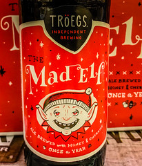 Tregs The Mad Elf Ale - Hershey PA (mbell1975) Tags: centreville virginia unitedstates us tregs the mad elf ale hershey pa beer bier pivo l cerveza birra cerveja piwo bira bire biere american