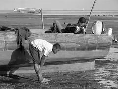 Zanzibar 2015 (hunbille) Tags: tanzania boats boat ship harbour ships zanzibar dhow cy2 mkokotoni