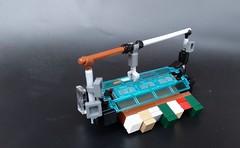 Microspaaaaace (IronBricks) Tags: lego moc microspace foitsop microspacetopia