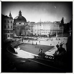 Piazza del Popolo.. Rome