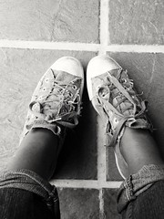 You know when you can't let go of a pair of converse (elainedavis189) Tags: blackandwhite london fashion shoes trainers converse trend inkwell oldskool oldshoes vintagefashion amateurphotography fashionblogger samsungphotography samsunggalaxynote4
