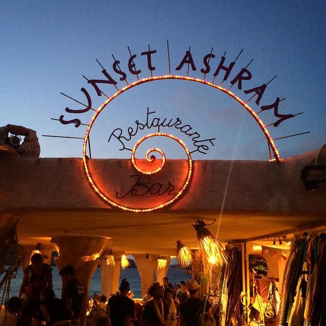 Sunset Ashram #ibiza2015