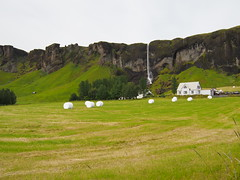 Somewhere on The south side of Iceland!
