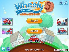 汽車威利5(Wheely 5: Armageddon)