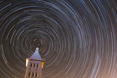 Stars of Algarve (t4missa) Tags: stars nightscape nightsky algarve startrails chamin starstax