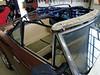 Fiat 124 Spider Verdeckbezug 2. Serie Montage drr 02