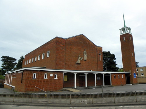 Catholic Church of St Augustine, Hoddesdon