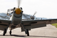 me 109 (andystringeruk1) Tags: red britain air hurricane battle formation duxford arrows spitfire 75th blenhiem me109 spitfires ahow me108