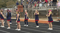 DJT_5965 (David J. Thomas) Tags: sports football athletics cheerleaders homecoming arkansas tailgating marchingband kangaroos scots pipeband batesville austincollege flagteam lyoncollege pioneerstadium