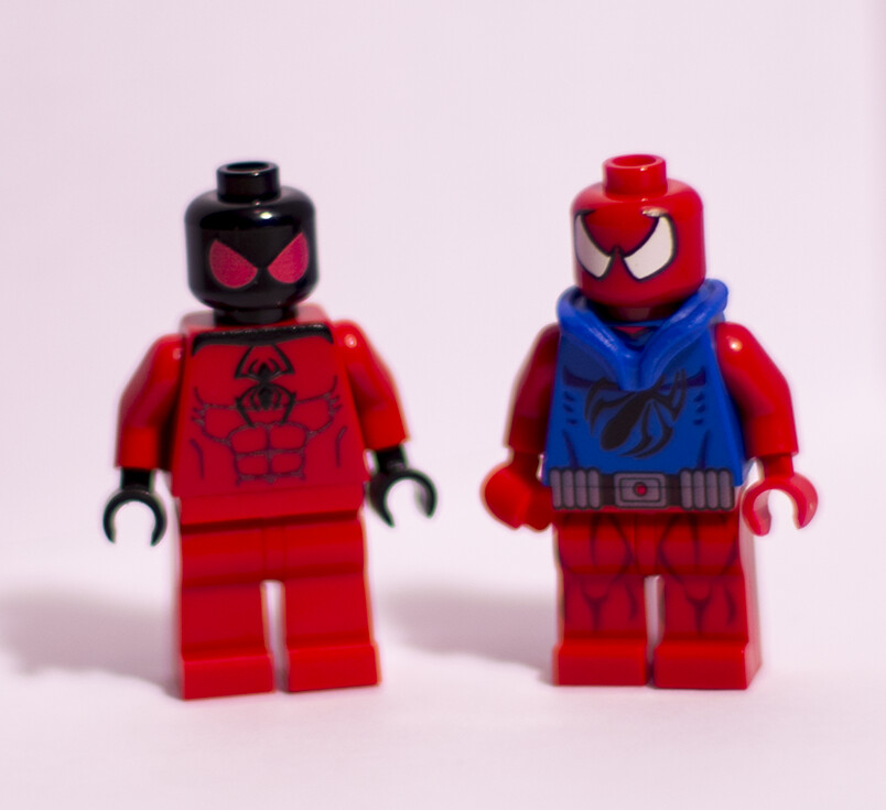 lego scarlet spider decals - photo #14