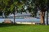 Kelona Bridge Behind Park (pokoroto) Tags: park bridge autumn canada fall bc columbia september british behind 9月 2015 カナダ 九月 longmonth kelona ブリティッシュコロンビア州 長月 kugatsu nagatsuki くがつ 平成27年