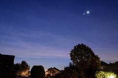 Three Planets (tankredschmitt) Tags: mars flickr venus wordpress natur planet dmmerung jupiter astronomie
